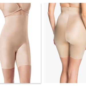 SPANX 394 Slimplicity High Waist Shaper Smoother L